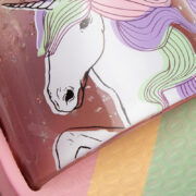 Ipanema 26325/24760 Pink/Pink Glitter/Детски чехли/
