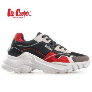 Lee Cooper LC 211-24 Black/Red